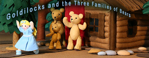 Goldilocks and the Three Families of Bears
